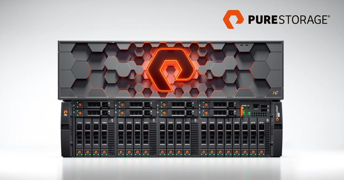 Pure Storage Announces Expansion to FlashArray Product Line, Delivers Powerful NVMe Flash for All Data