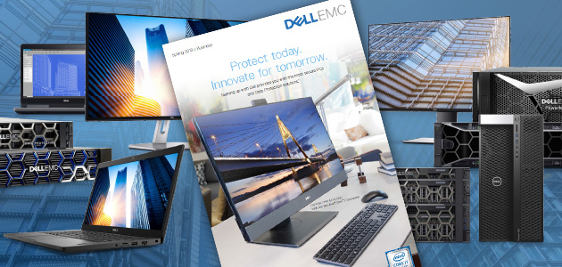 New Dell Product Catalogue is Available Now