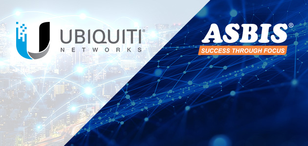 ASBIS Becomes Official Distributor of Ubiquiti Networks